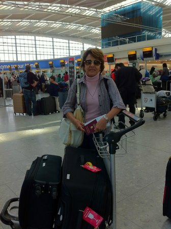 Sofitel London Heathrow : Heathrow- Terminal 5