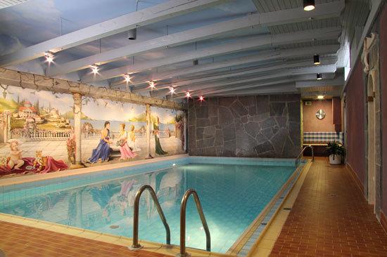 Hotel Chalet zum Kurfuerst: Schwimmbad