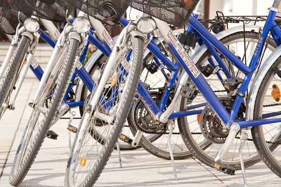 Hotel Chalet zum Kurfuerst: Fahrräder