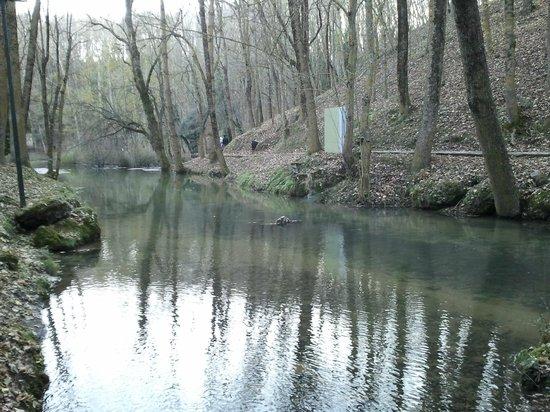 Nacimiento del rio Ebro