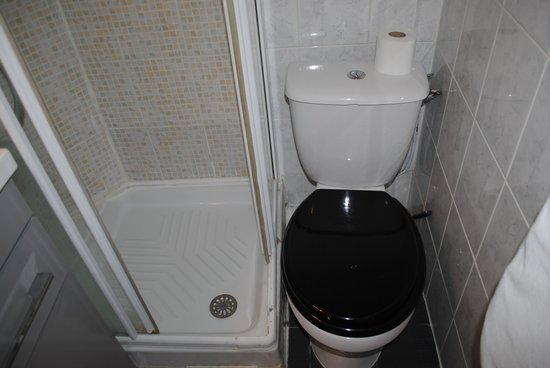 Hippodrome Hotel: bagno
