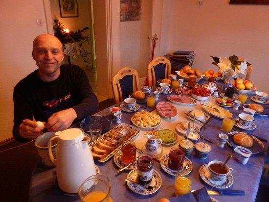 Haus-Karin: ontbijt
