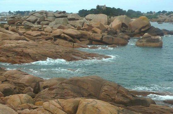 Grand Site Naturel de Ploumanac'h: Perros-Guirec: Francia: insieme di rocce