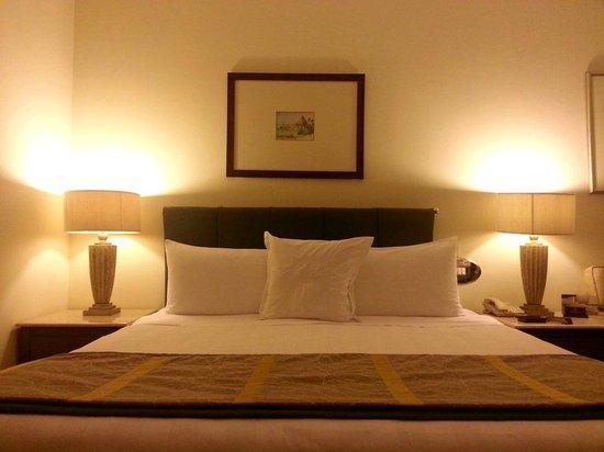 ITC Kakatiya: Room