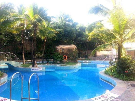 ITC Kakatiya: Pool