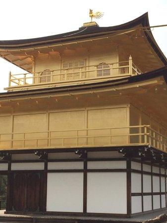 Kyoto Cycling Tour Project: Kinkaku-ji (The Golden Temple)