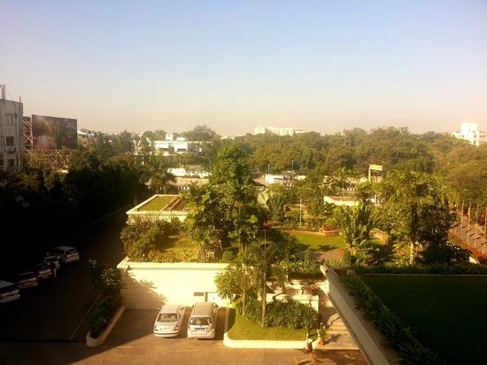 ITC Kakatiya : View from Room