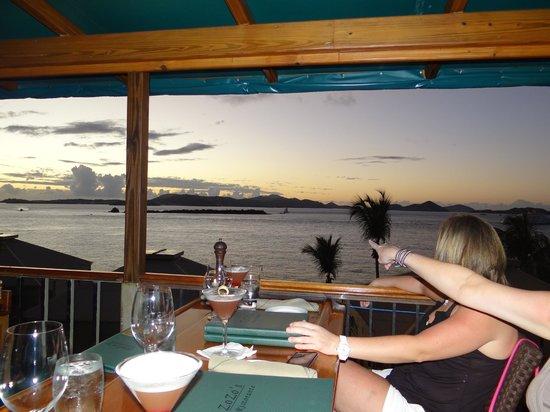 ZoZo's Ristorante: Sunset View