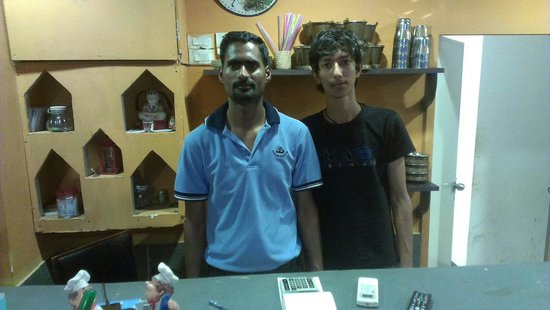 Baluchi's Bangkok: Friendly Service