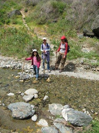 Near Richtis Waterfall - kuva: Richtis Gorge, Sitia ...