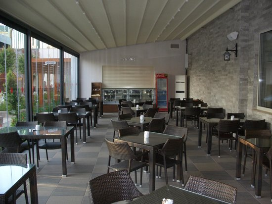 Ramada Resort Lara : Patisserie...