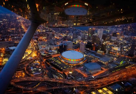 New Orleans Aerial Tours & Flight Training