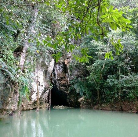 Gaia Riverlodge: barton creek