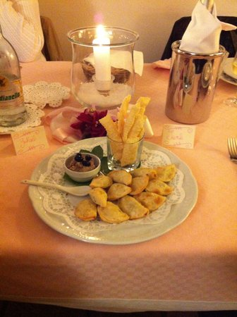 Masseria Il Frantoio : dinner