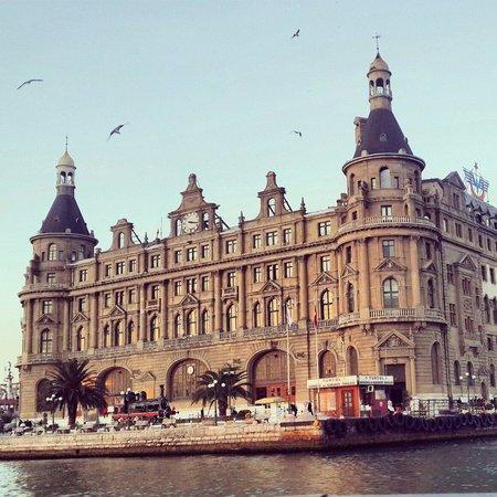 Historische Viertel von Istanbul: Haydarpaşa