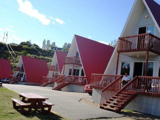 Condos-Hôtels Natakam et Chalets : Chalets de l'Anse-à-Jos