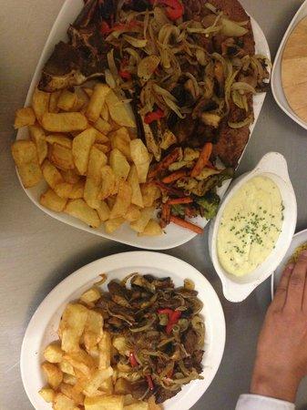 Flamez Grill: Steak!