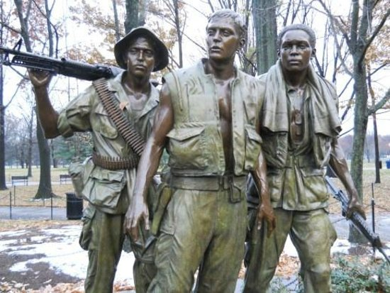 Vietnam Veterans Memorial: Vietnam era soldiers