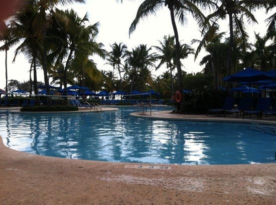 Wyndham Grand Rio Mar Beach Resort & Spa : One of the pool options
