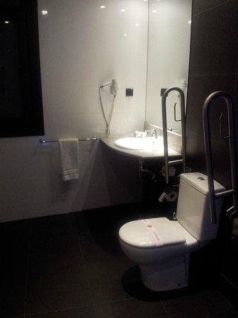 Hotel California: Salle de bain