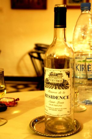 Hotel La Residence: Buon vino