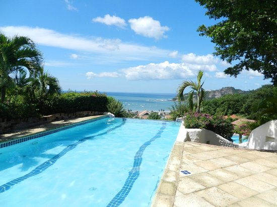 Pelican Eyes Resort & Spa: Upper Pool #2