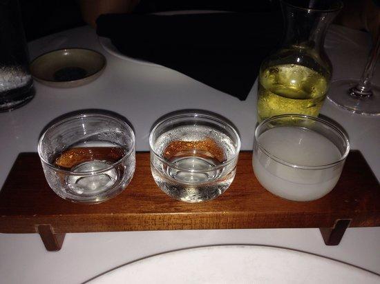 Shokudo: Sake sampler