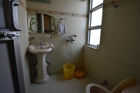 Hotel Lal's Haveli: bathroom