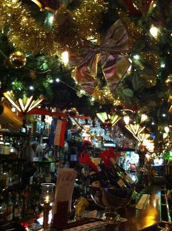 Cafe 't Spui-tje: beautiful decorations