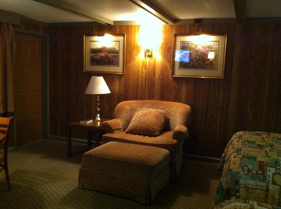 Riverhouse at the Park: Room 107