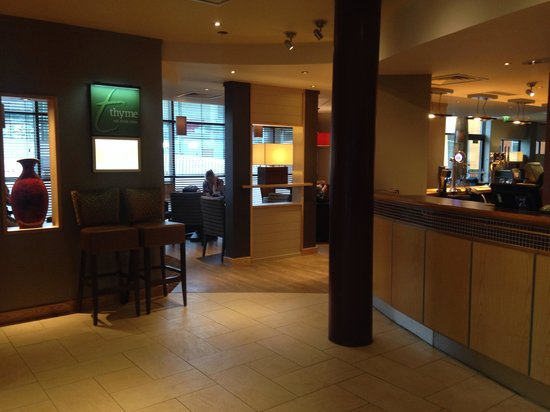 Breakfast Picture Of Premier Inn Durham City Centre Durham