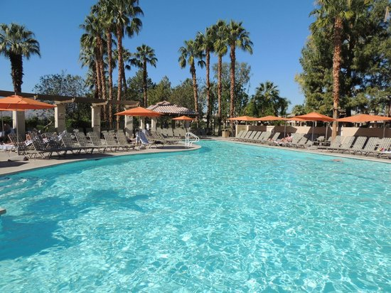 Marriott's Desert Springs Villas II: Main Pool