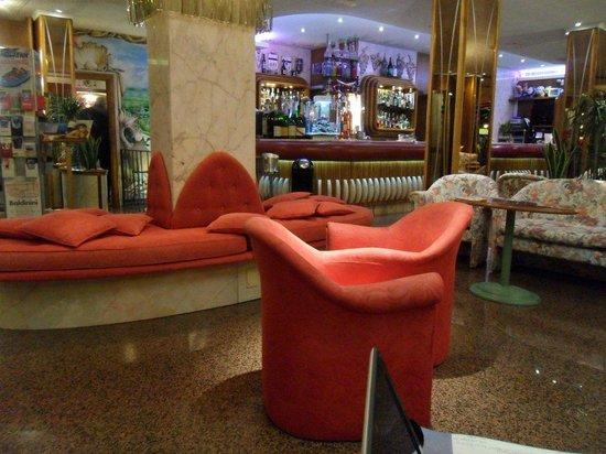 Hotel Flamingo: Salon
