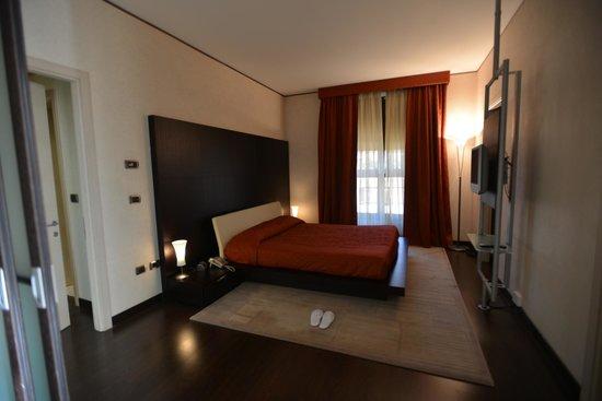 Hotel Valentino: camera da letto