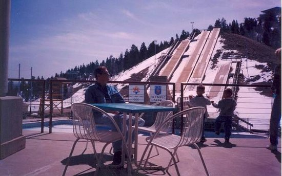 Utah Winter Sports Park: Парк Сити