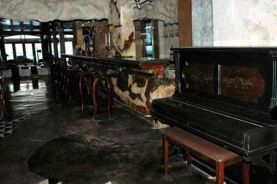 Hotel Sokhamon : Sala da the