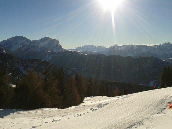 Hotel Condor: Dolomiten im Winter