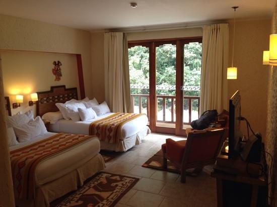 SUMAQ Machu Picchu Hotel: Room 301
