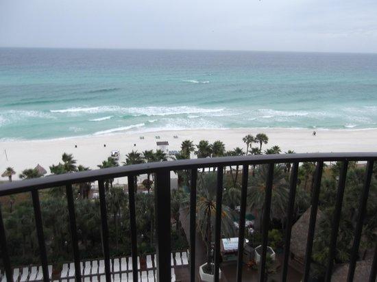 Holiday Inn Resort Panama City Beach: View of the Gulf