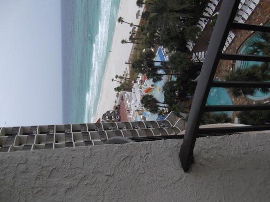 Holiday Inn Resort Panama City Beach: View of the pool area