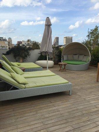 Shenkin Hotel: roof