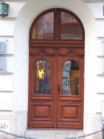 Aparthotel Pergamin Hotel: ingresso