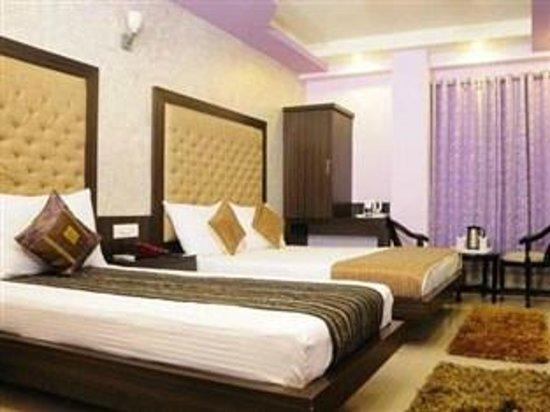 Hotel Aman Inn: deluxe room