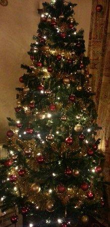 Already for Christmas at the Old Inn