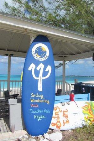 Club Med Columbus Isle : la maison de Vahap