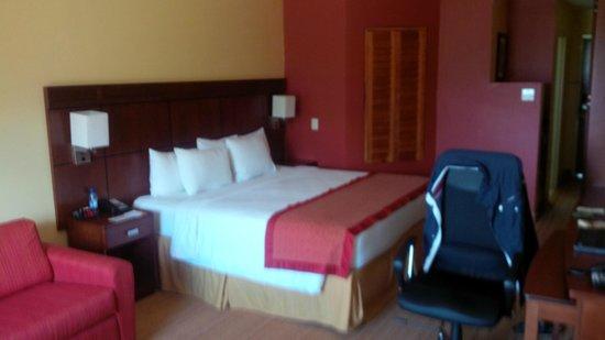 Courtyard Paramaribo: Room