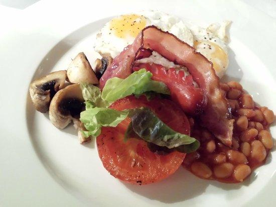 Hotel Schlossle: Breakfast