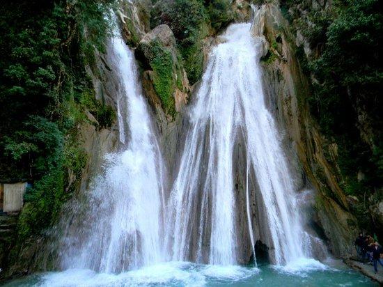 Kempty Falls: Taken in Dec 2013 Winter