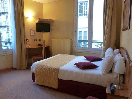 Hotel Continental: Bedroom