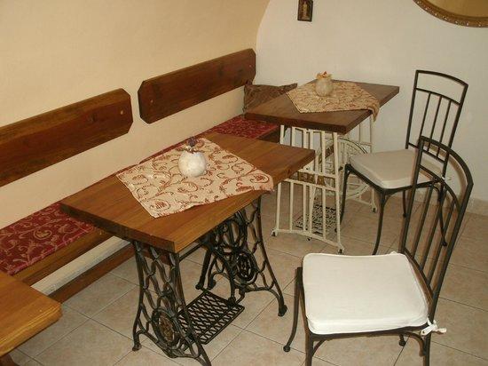 Penzionek Olsakovsky: Dinning room